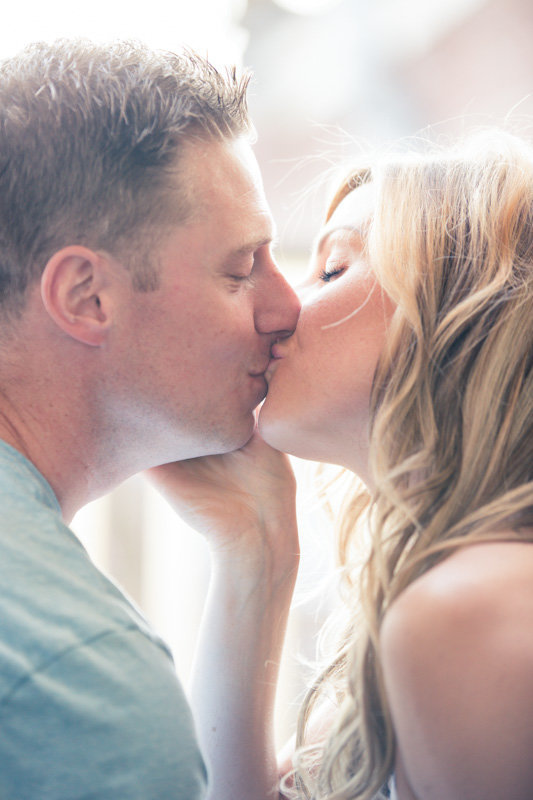 Intimate Home Engagement Photos Boston Weddings-60