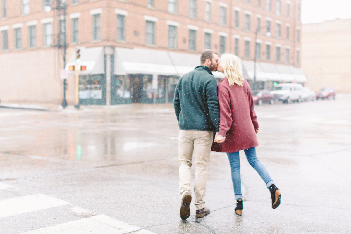 Downtown Fargo Engagement Session (5)