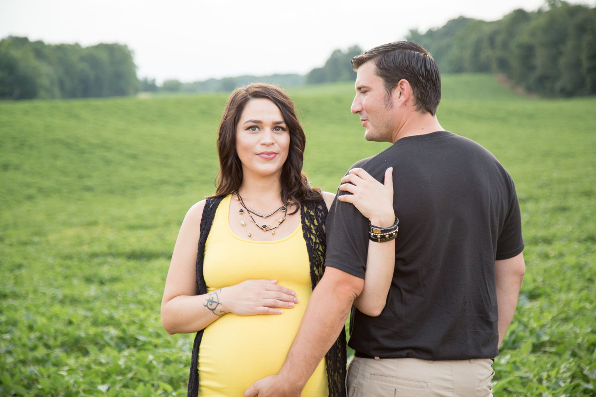 Carrianne Maternity Session - Virginia Maternity Photographer - Photography by Amy Nicole-209