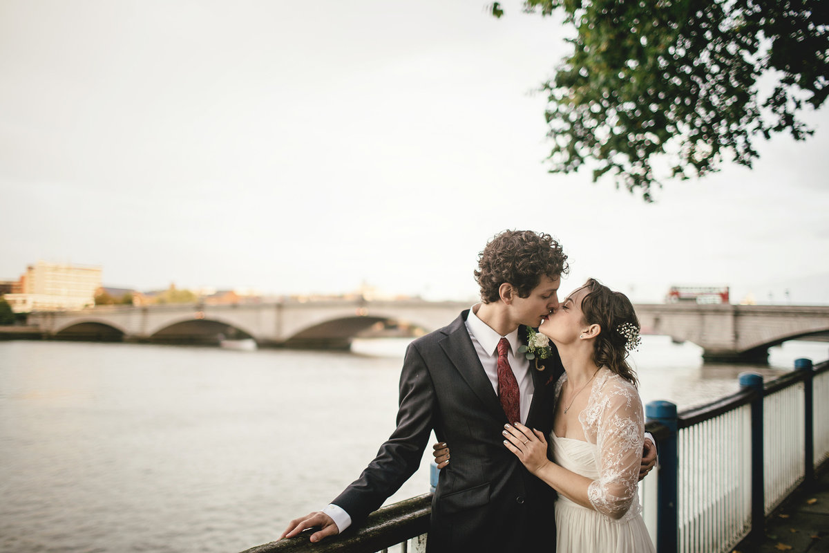 PUTNEY RIVERSIDE WEDDING