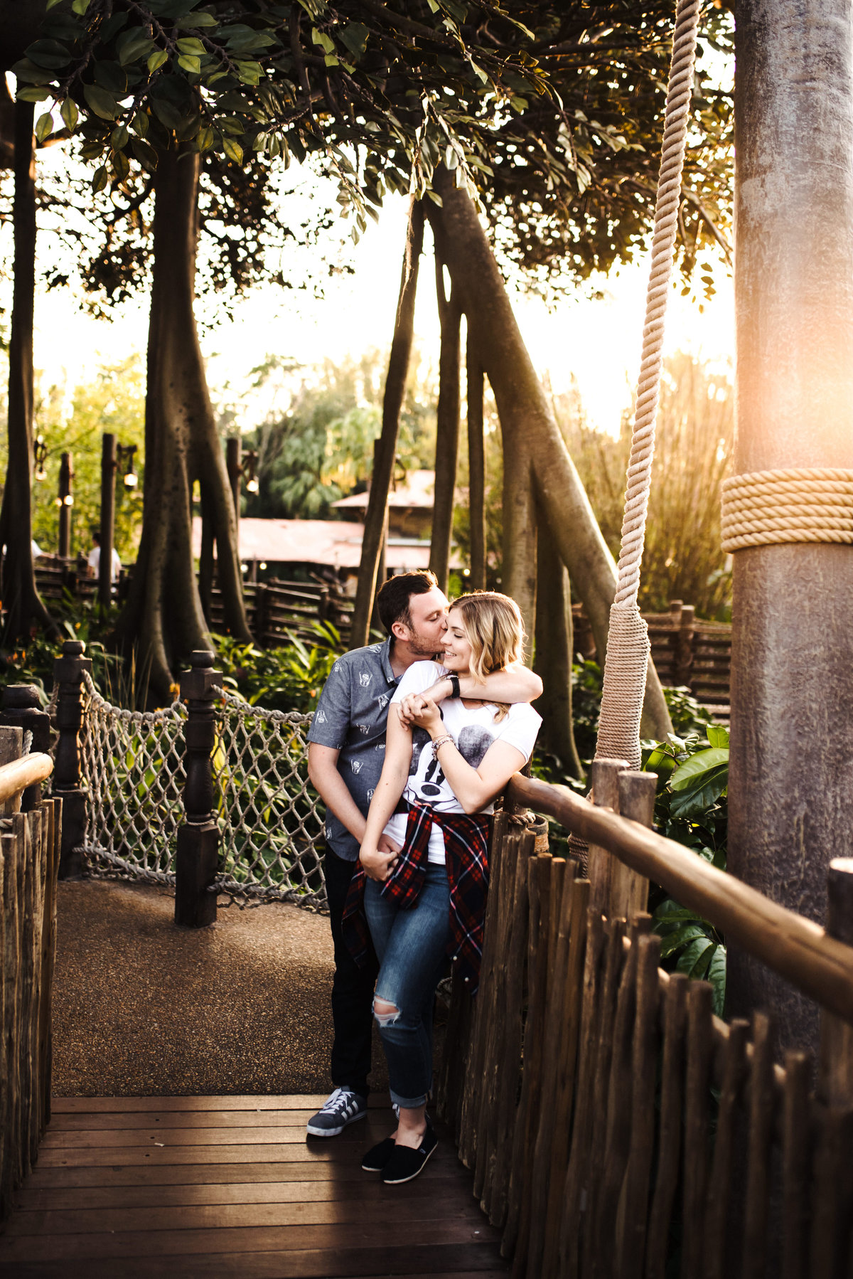 Ally & Brett's Disney Engagement Session (218 of 243)