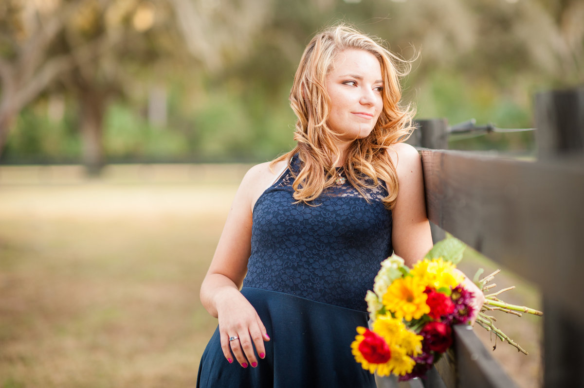 Daytona Beach senior photography pictures