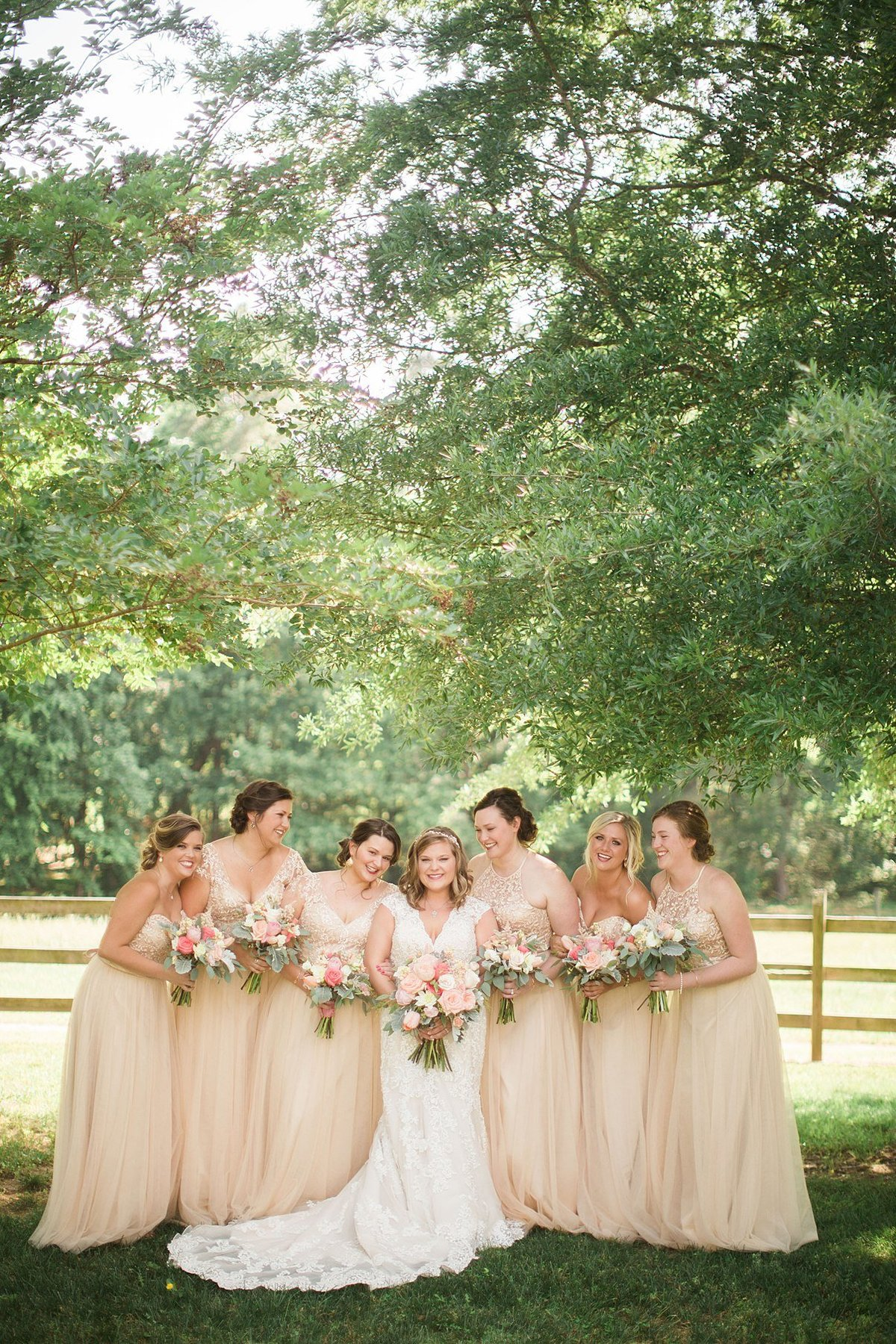 L & J Chapel in the Woods Raleigh NC Rustic Vintage Country Wedding Andrew & Tianna Photography-214