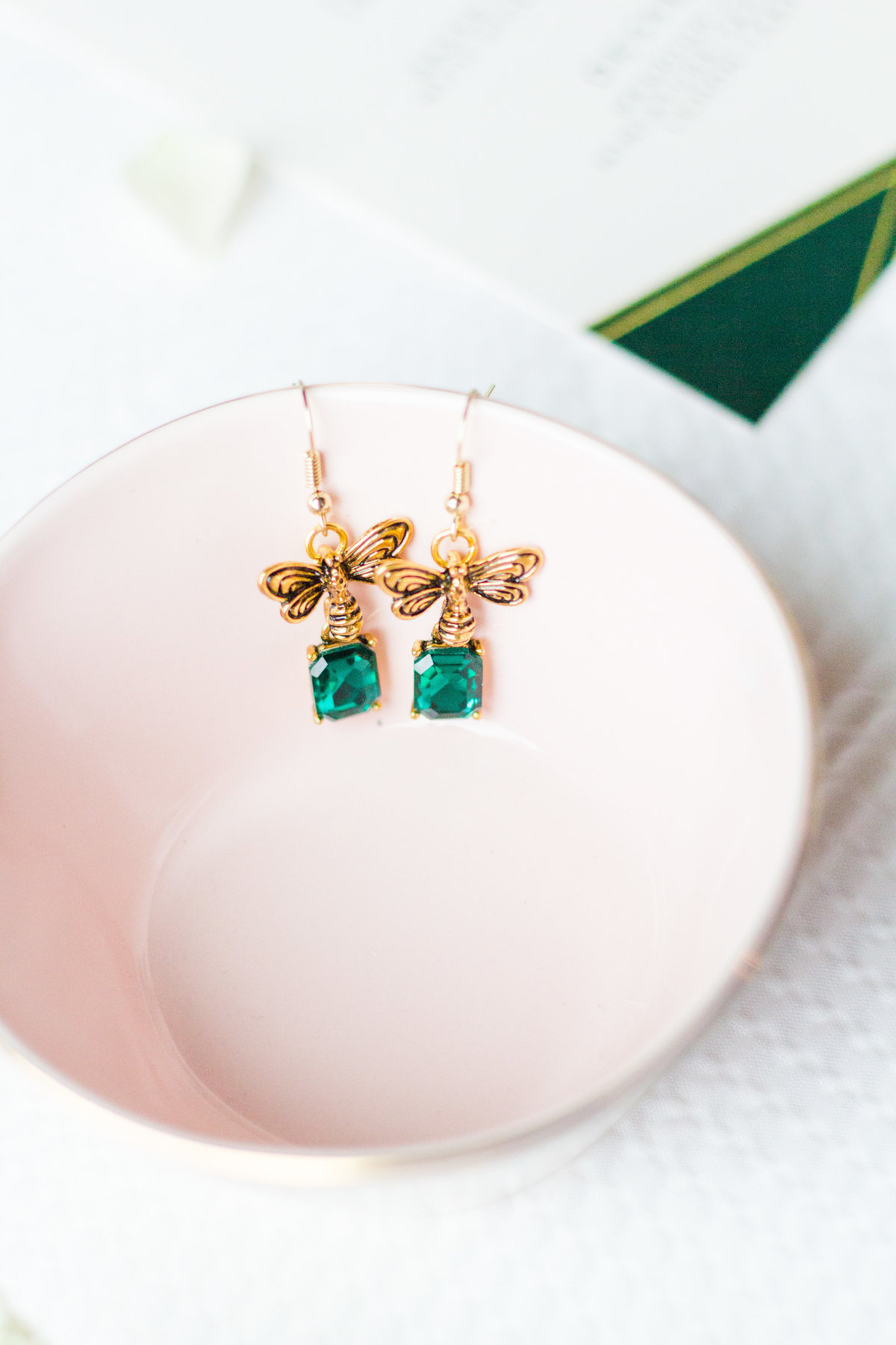 Emerald and Gold Wedding Inspiration-0016