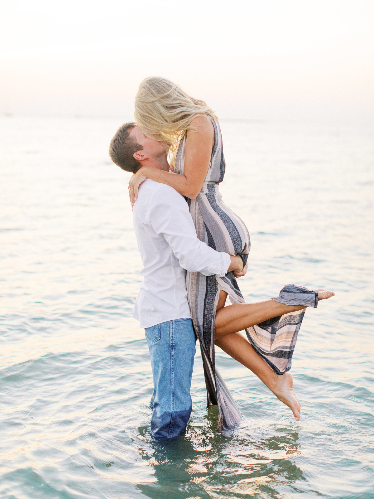 cape henlopen engagement photos10