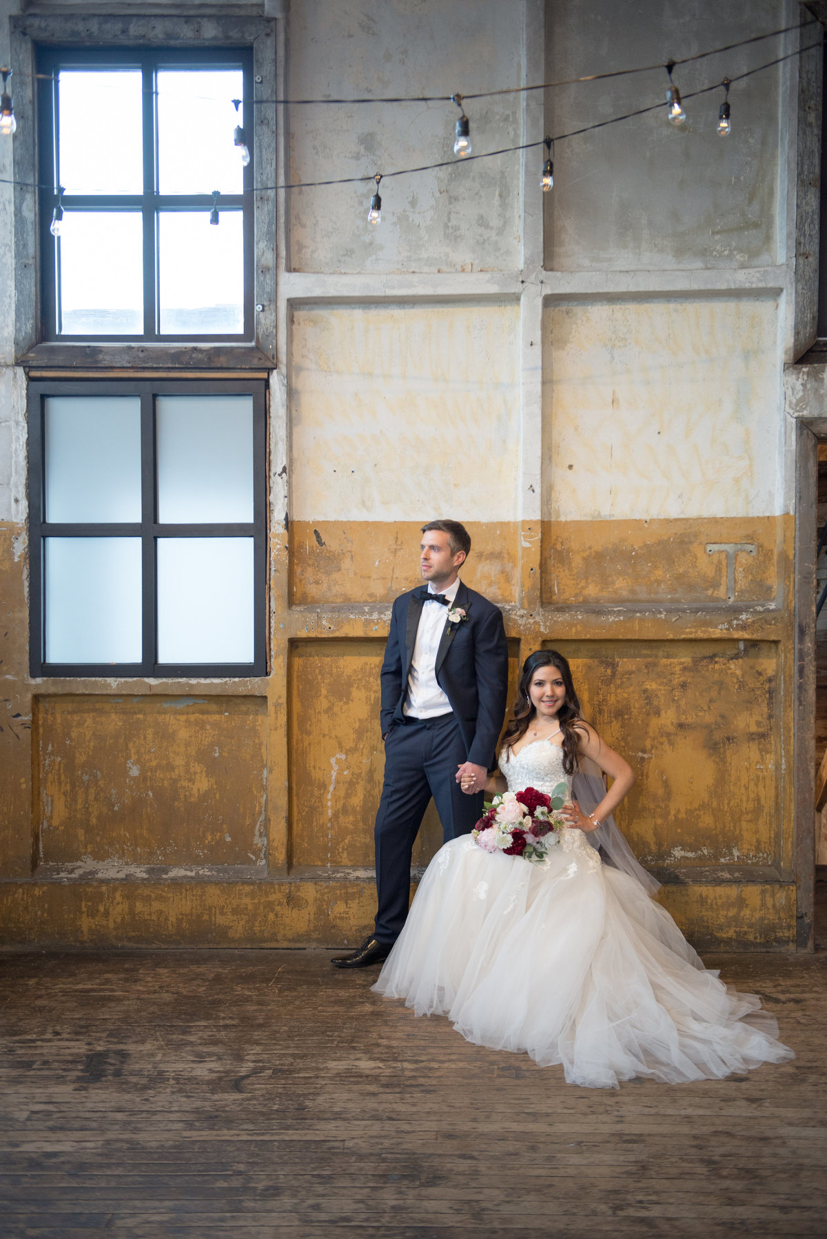 Greenpoint Loft Wedding Venue