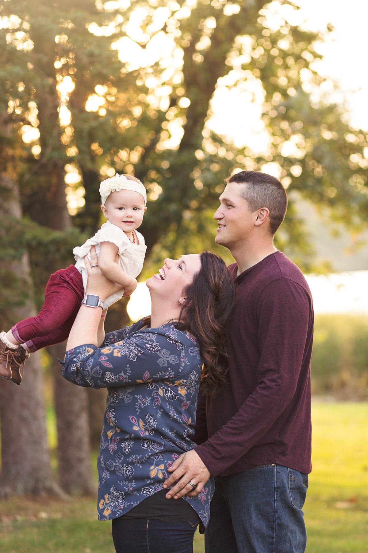 Portrait Family Photographer Iron Mountain Michigan | Photos by Ciera Bianchi