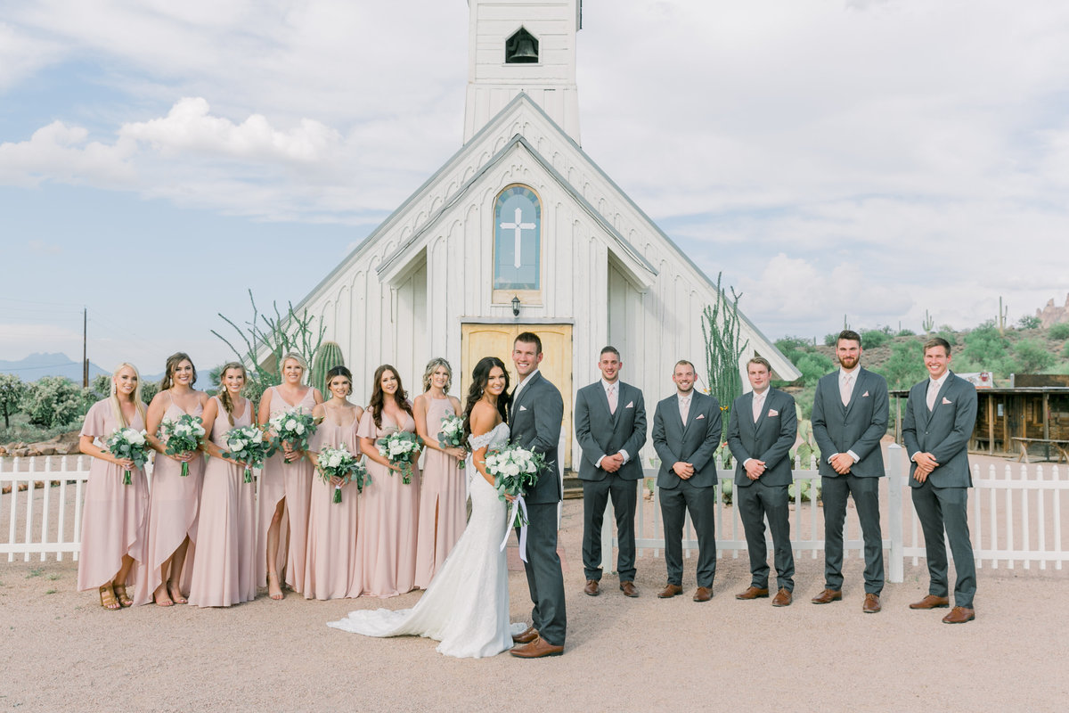 Karlie Colleen Photography - The Paseo Desert Wedding - Jackie & Ryan-62