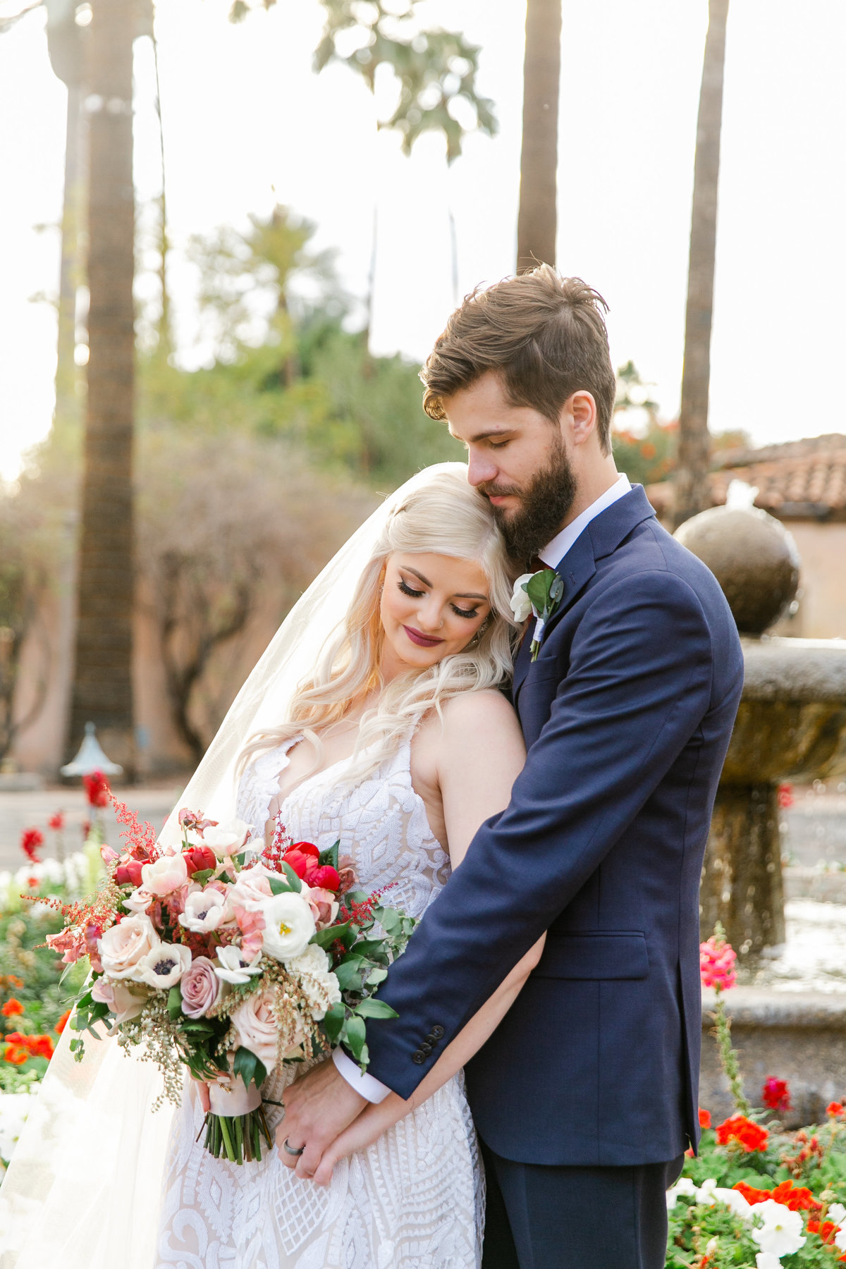 Karlie Colleen Photography - The Royal Palms Wedding - Some Like It Classic - Alex & Sam-544