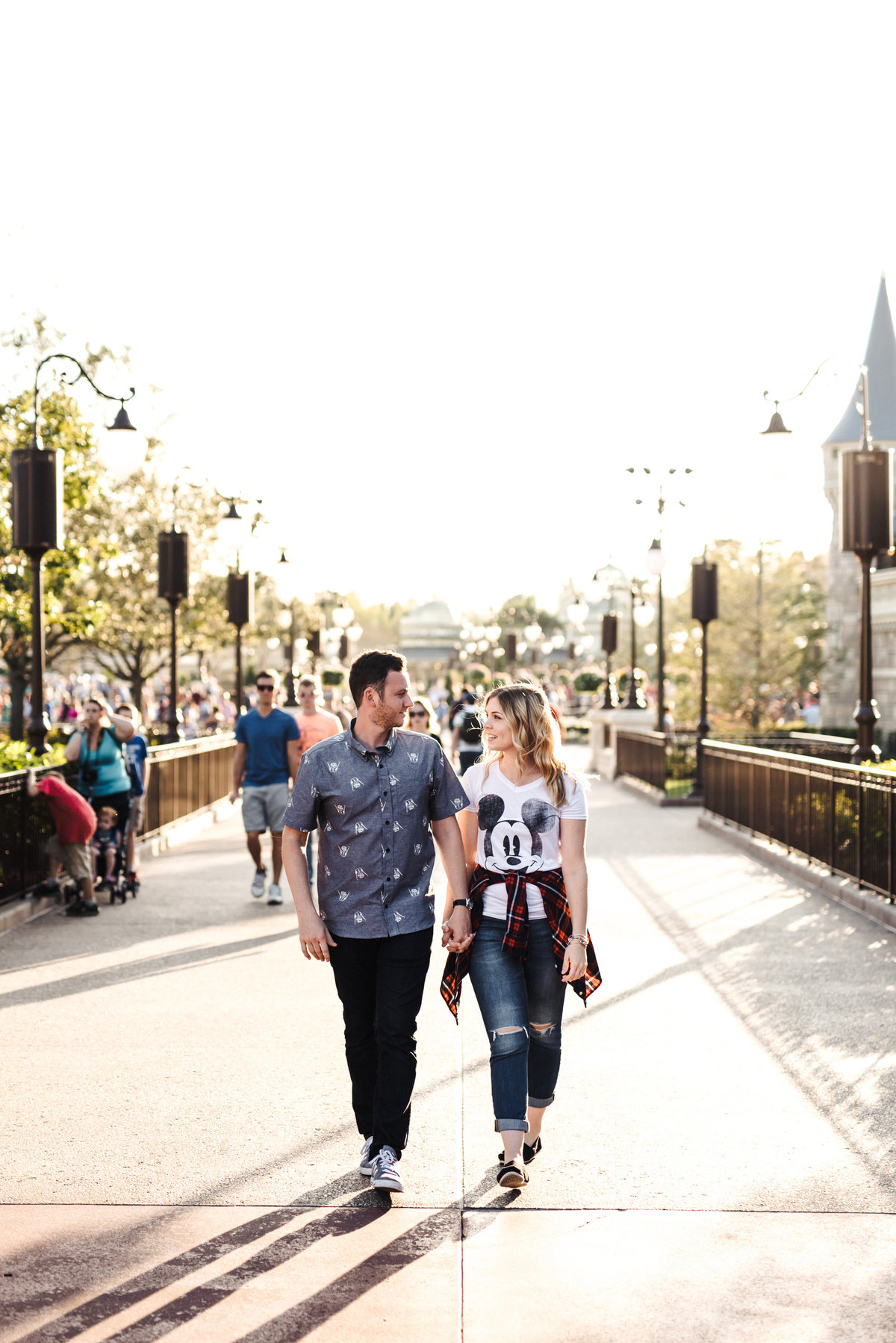 Ally & Brett's Disney Engagement Session (200 of 243)