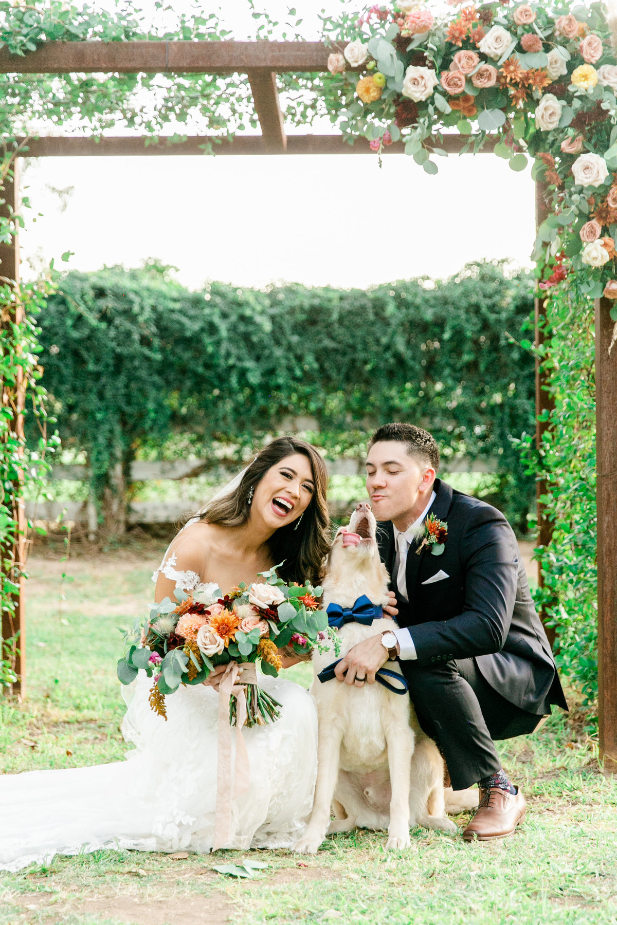 Karlie Colleen Photography - Phoenix Arizona - Farm At South Mountain Venue - Vanessa & Robert-695