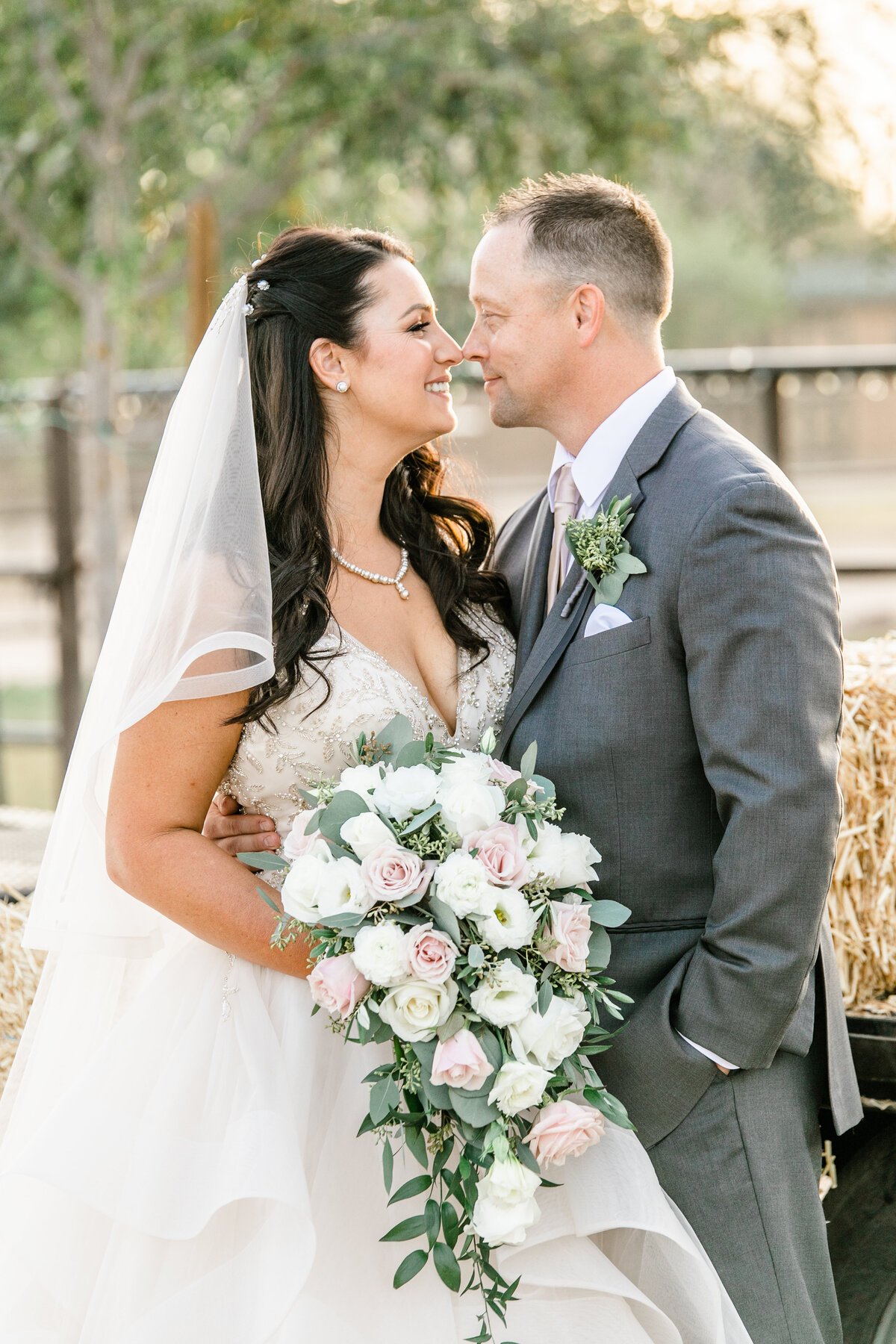 Karlie Colleen Photography - Glendale Arizona Backyard ranch wedding - Meghan & Ken-512