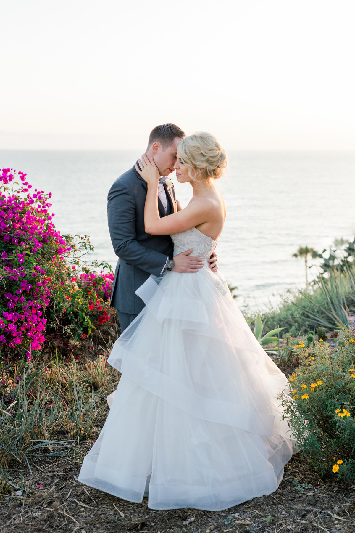 Casa Romantica Wedding Photography San Clemente CA