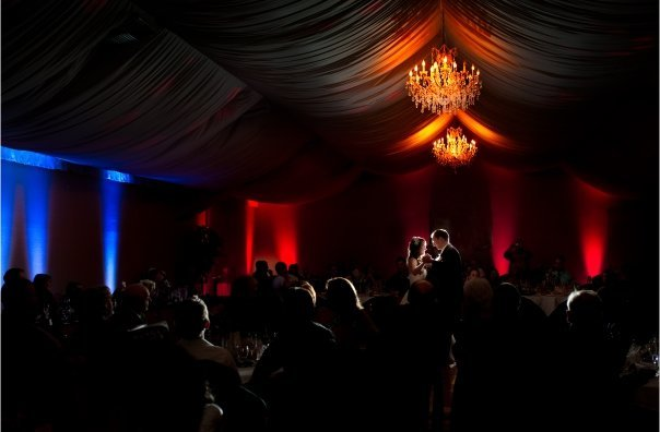 Wedding Lighting Design Sacramento