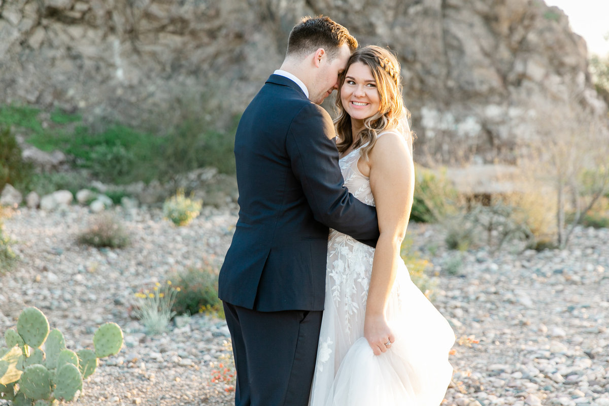 Karlie Colleen Photography - Arizona Backyard wedding - Brittney & Josh-206