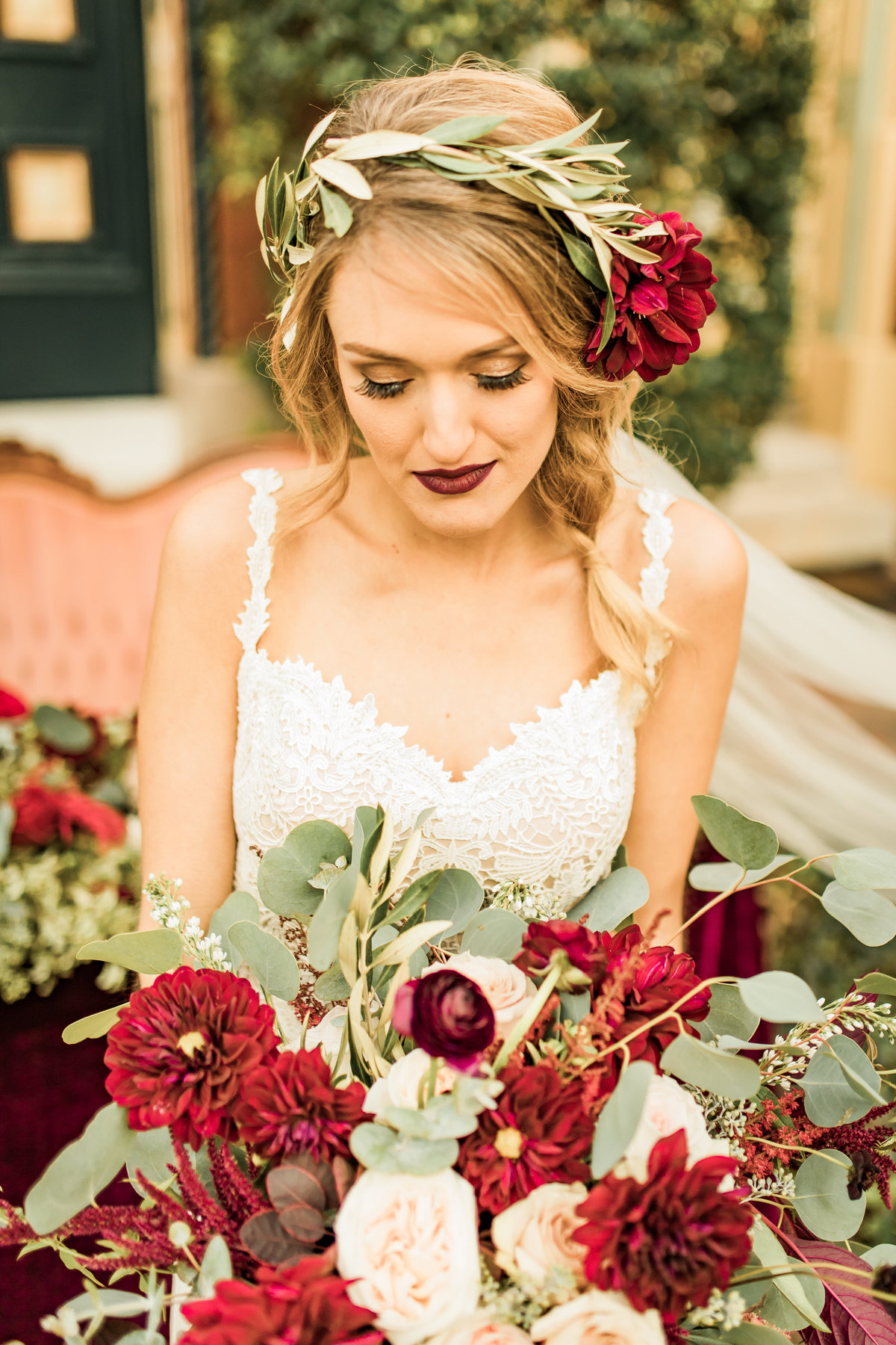 Fall Boho-Inspired Styled Shoot Lafayette Square Historic District  St. Louis, Missouri  Allison Slater Photography  Wedding Photographer307