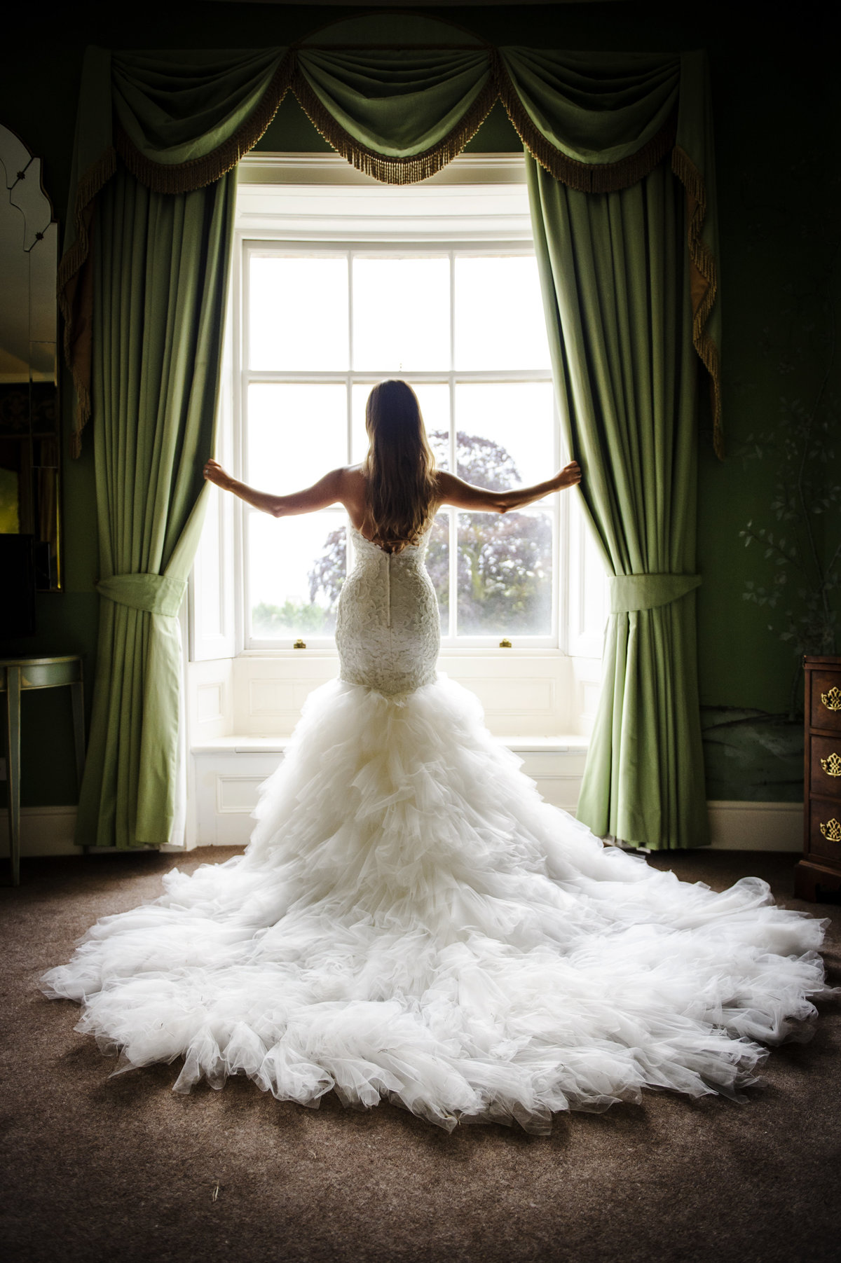 Stubton Hall Wedding Photographer Ross Holkham-44