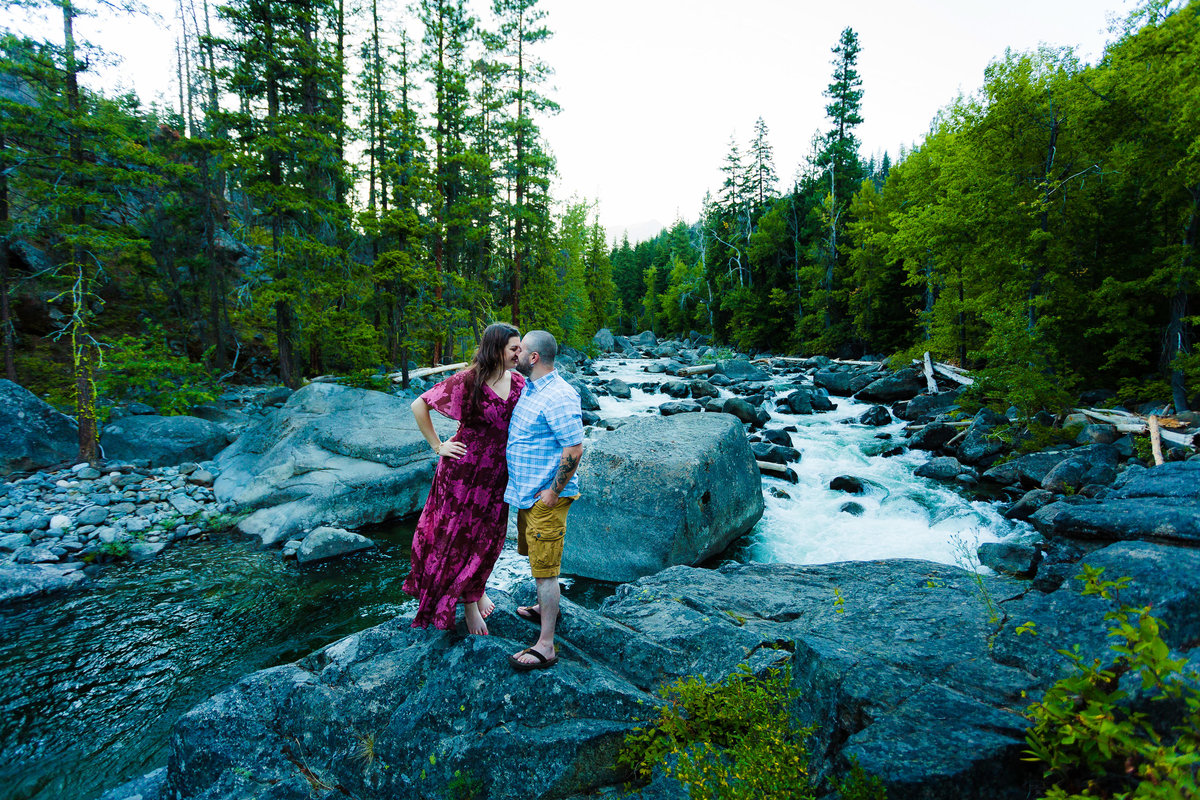 leavenworth engagement photographer washington