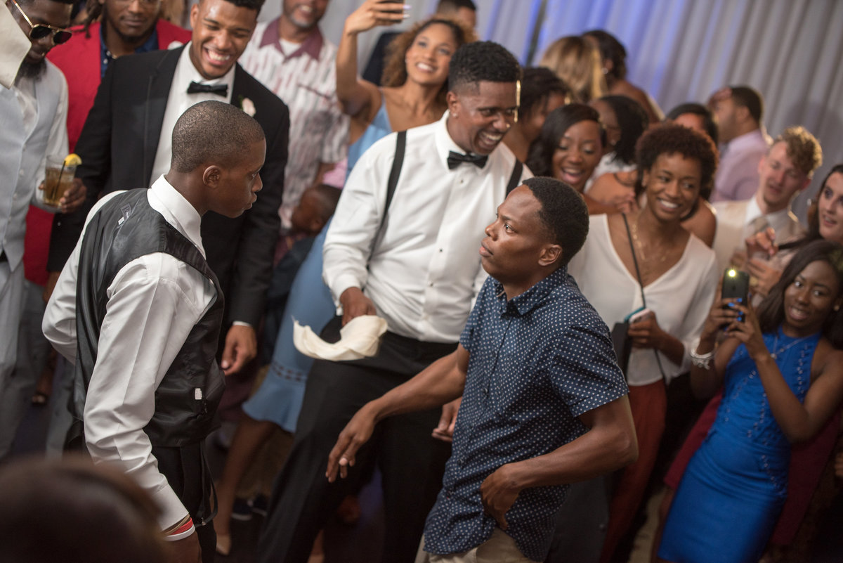 NFL Miami Dolphins Brandon Radcliff ShaKyra Radcliff Briza on the Bay Wedding Andrea Arostegui Photography-305