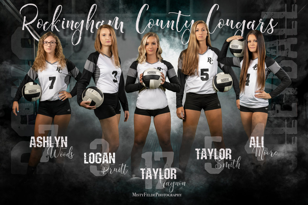 Volleyball 2019 group 5ft