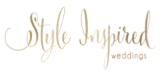Style inspired weddings
