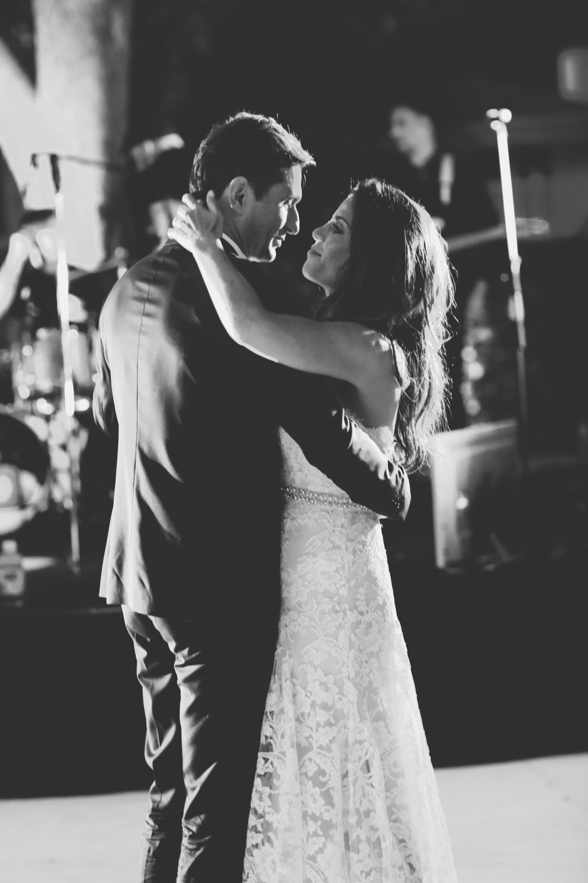 The First Dance in Black and White, Wedding, Engagement, Proposal, Destination Photography