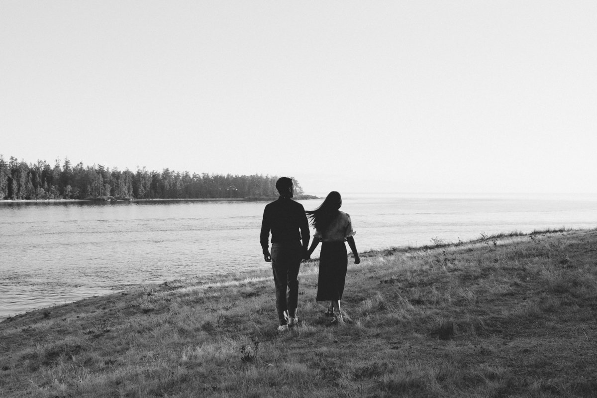 Deception Pass Lifestyle Engagement Session