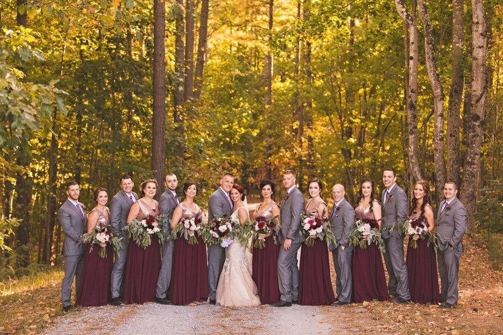 Fall Wedding at Sierra Vista Virginia_0054
