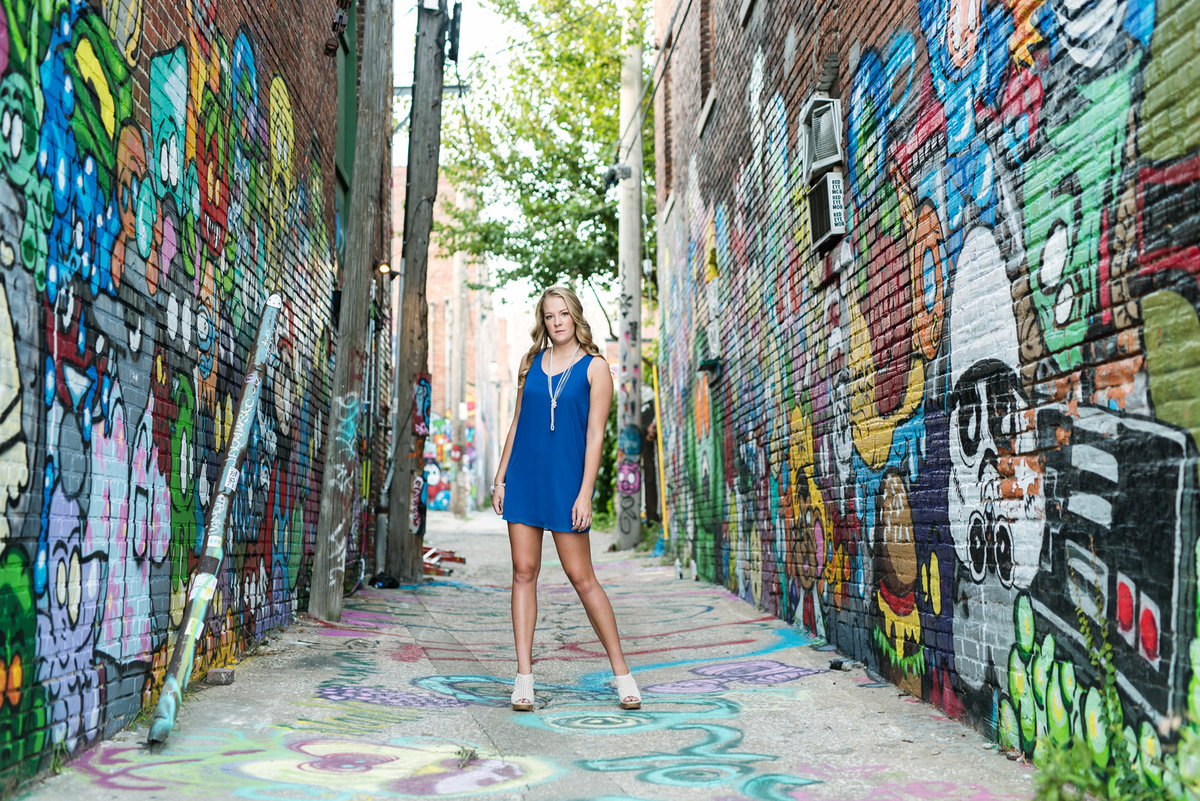 downtown kansas city senior photos