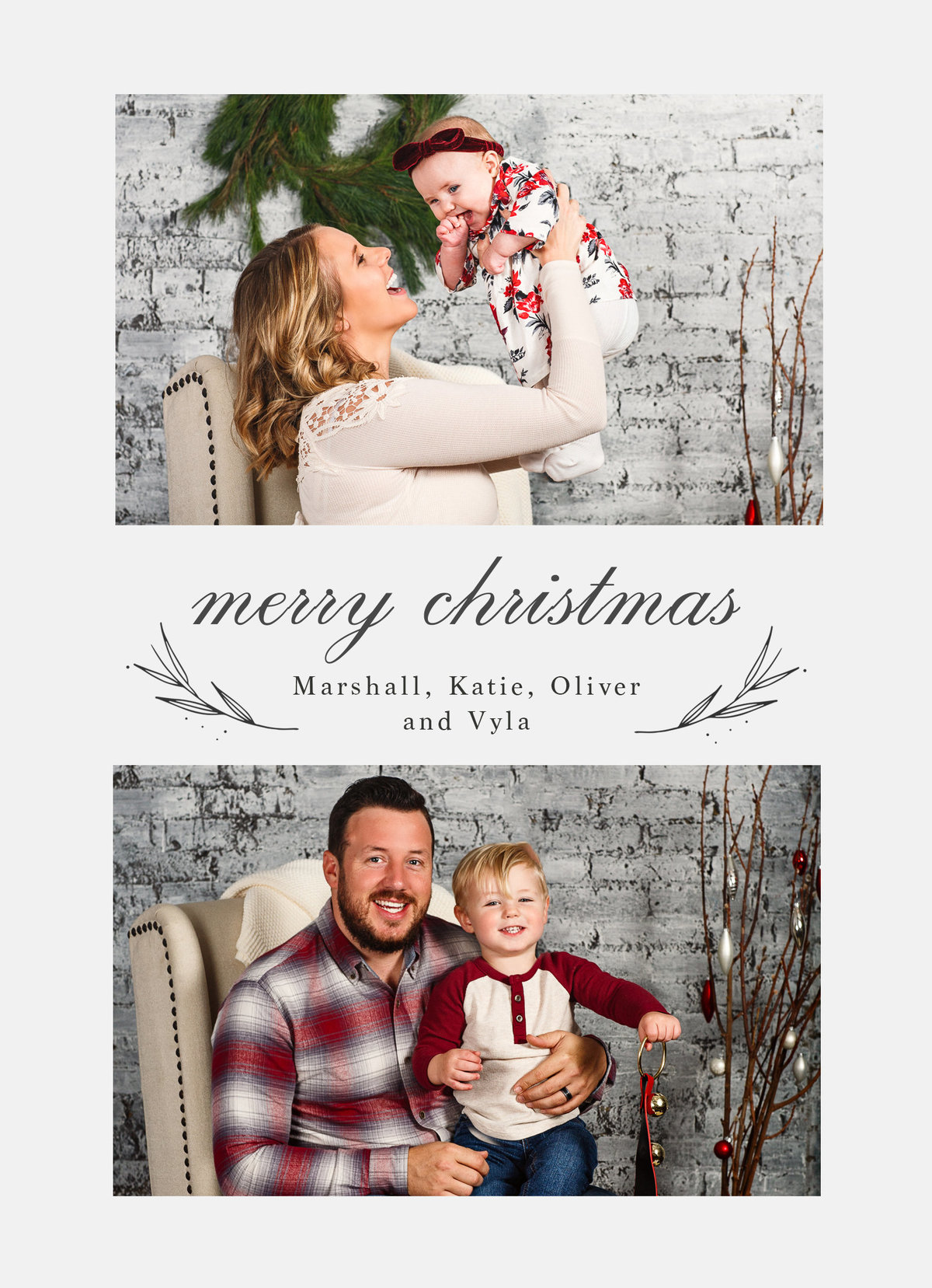 HolidayPeace-5x7BloomingCircletFPC-Back Kidd Family