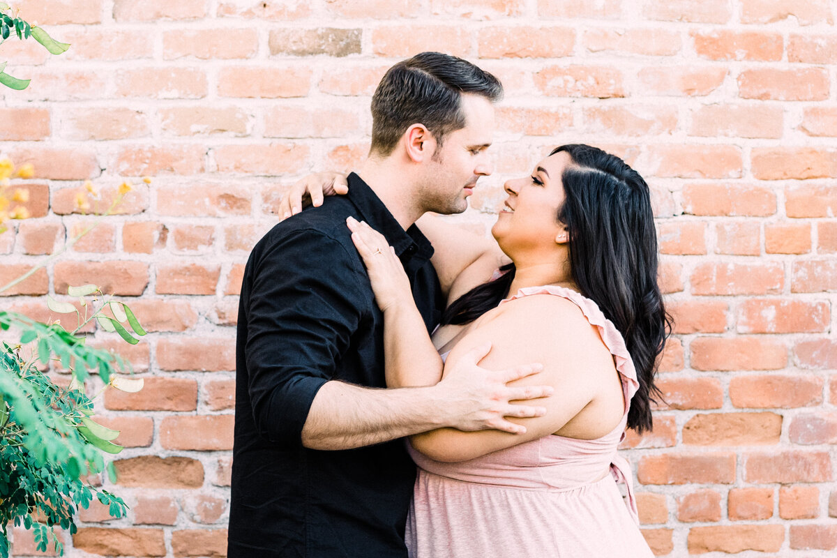 Atlas Rose Photography AZ - Renae And Matthew's Downtown Engagment 19
