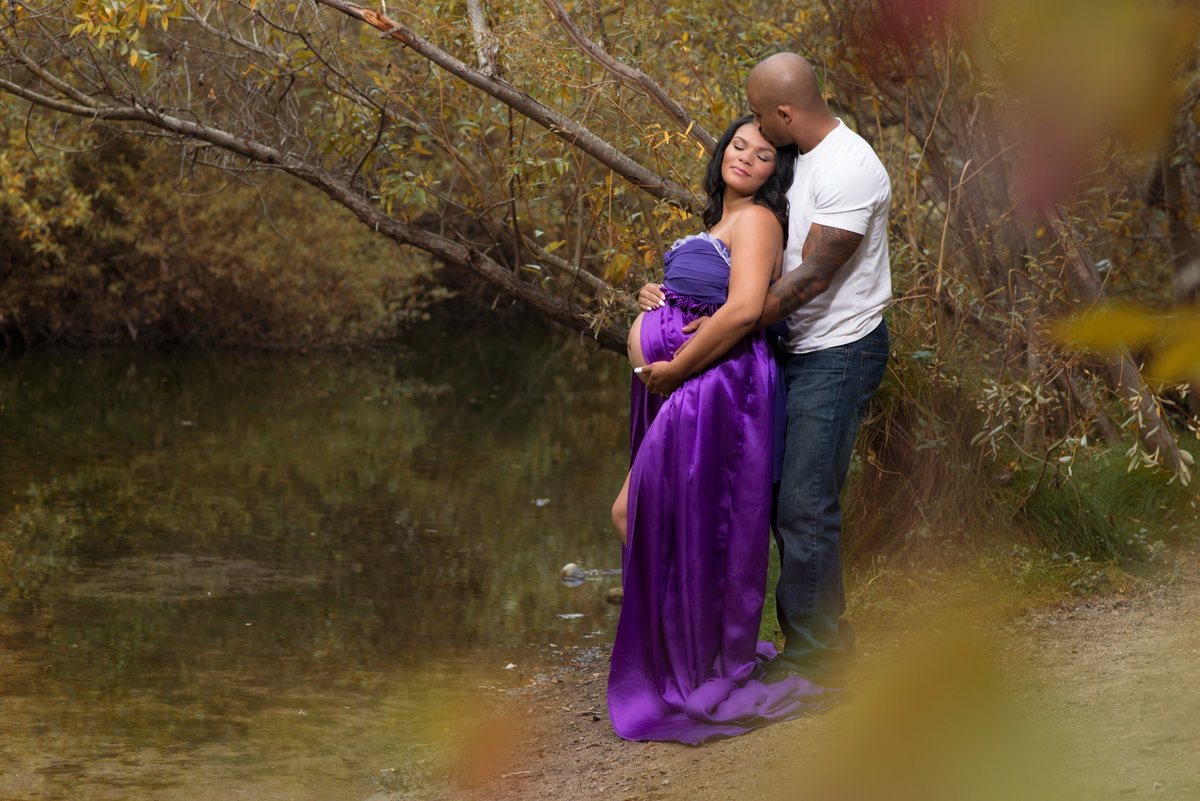 Garland Ranch Maternity Session