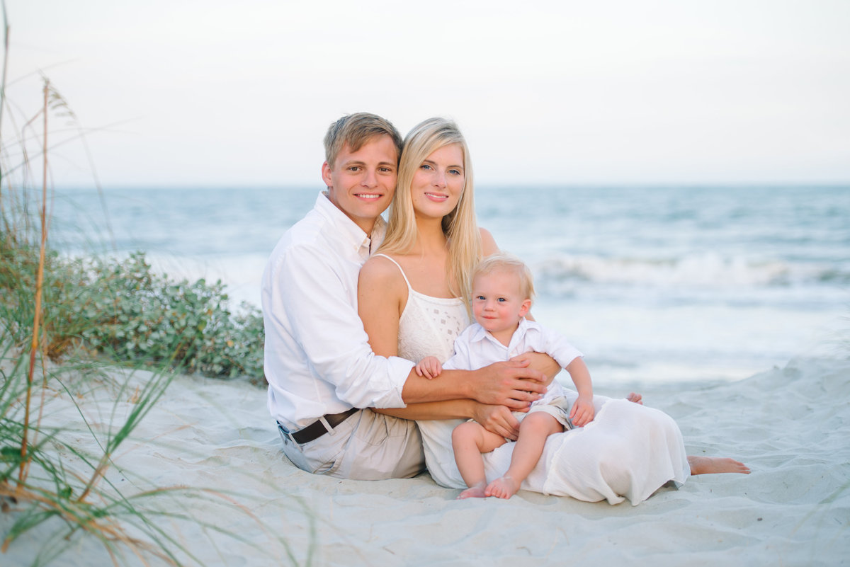 Family Pictures | Family Photography | Myrtle Beach Family Portraits on the Beach by Pasha Belman