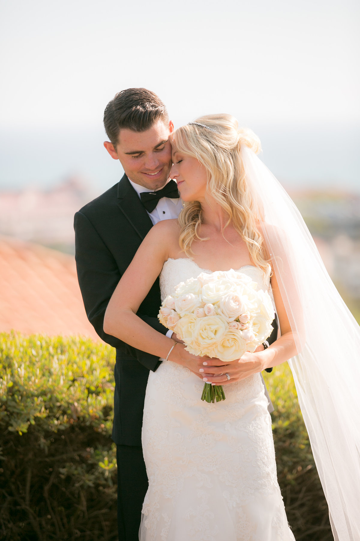 Laguna Cliffs Marriott Wedding -  009
