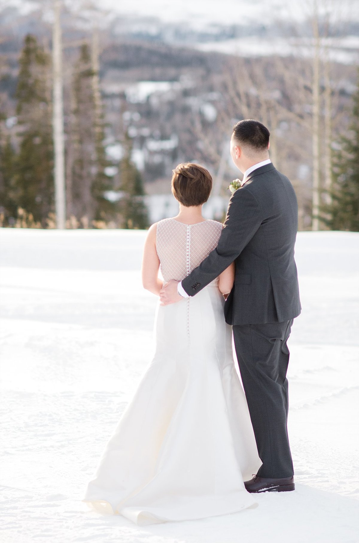 Breckenridge Wedding