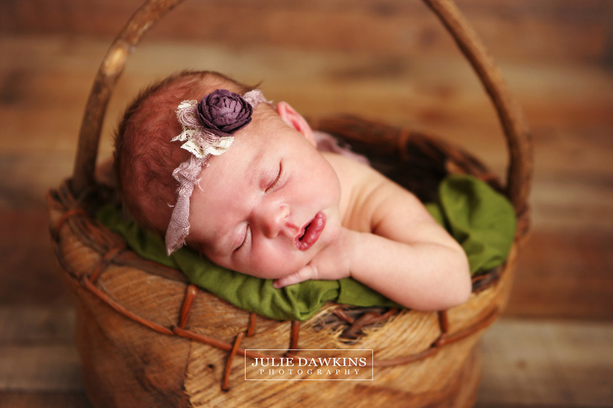Broken Arrow Ok Newborn Photographer Julie Dawkins Photography 2