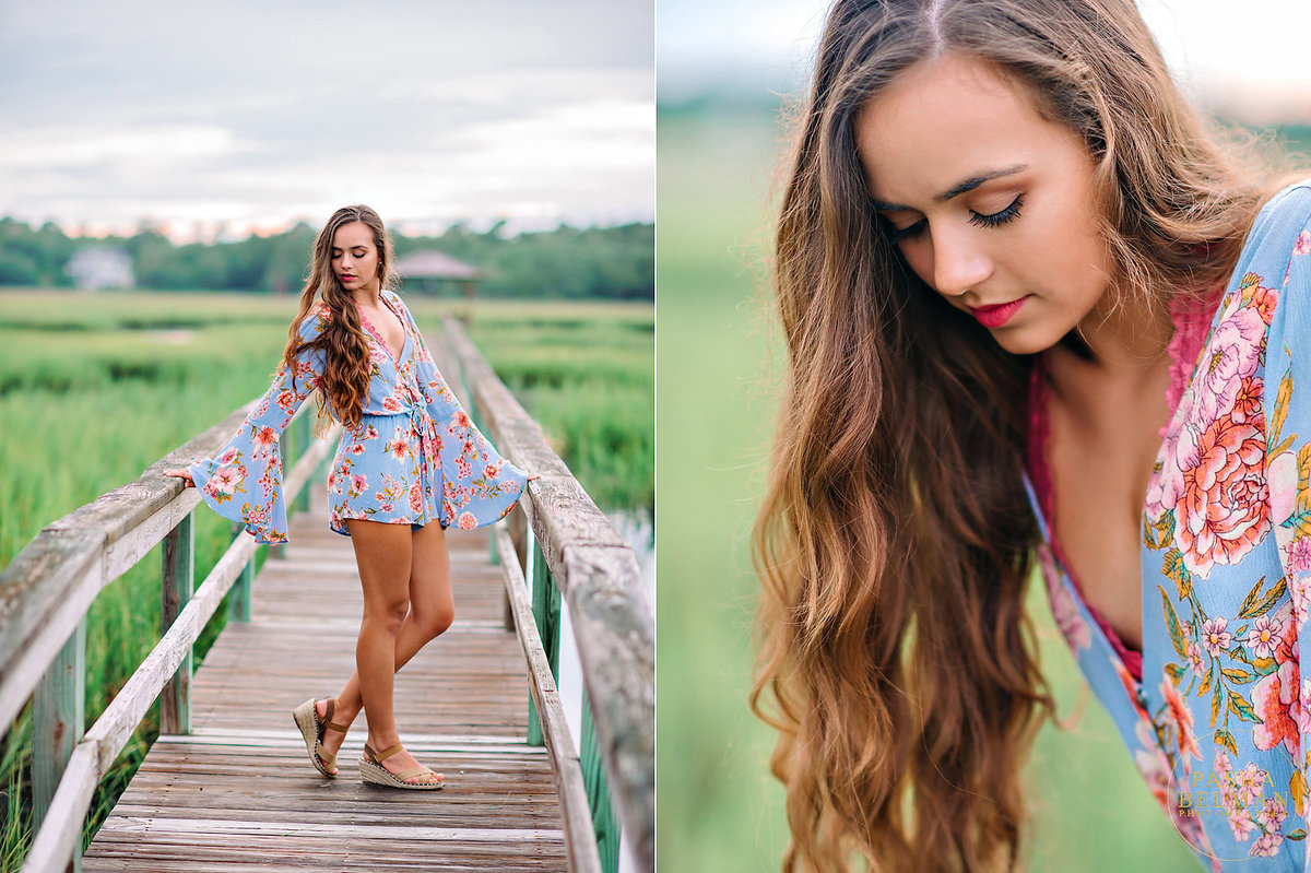 South Carolina High School Senior Photographer Pasha Belman {Victoria's Senior Pictures}