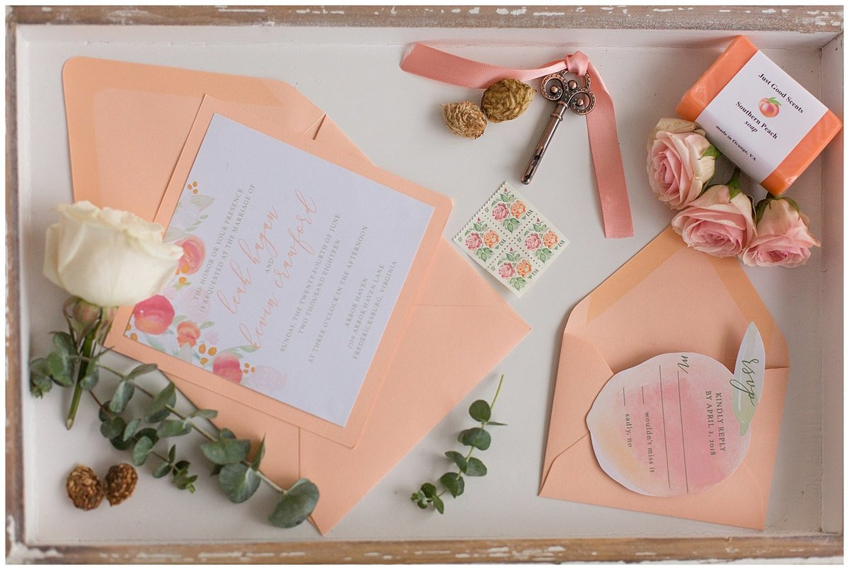 Southern Peach Styled Shoot Arbor Haven-001