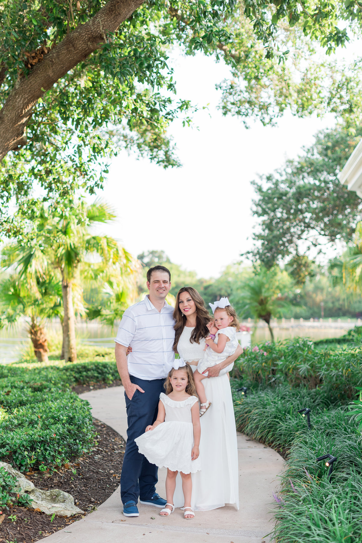 Grand Floridian Family Session, Grand Floridian Family Photos