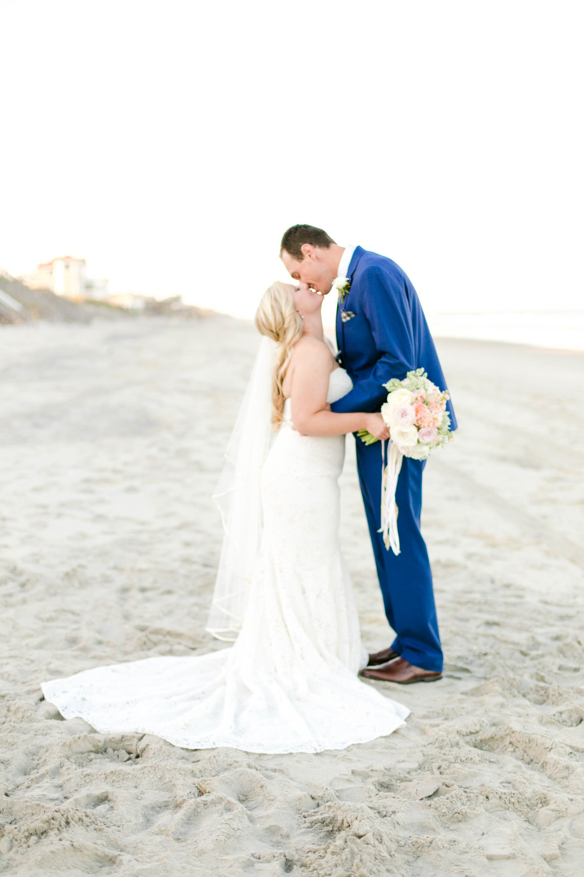 Outer Banks Wedding Photographer Costola Photography Andie Tony Ingagliato