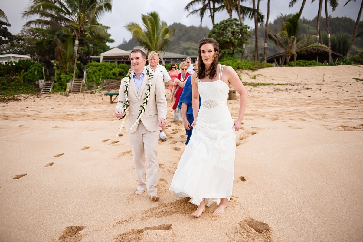 Sunset Beach Oahu Hawaii Wedding_99