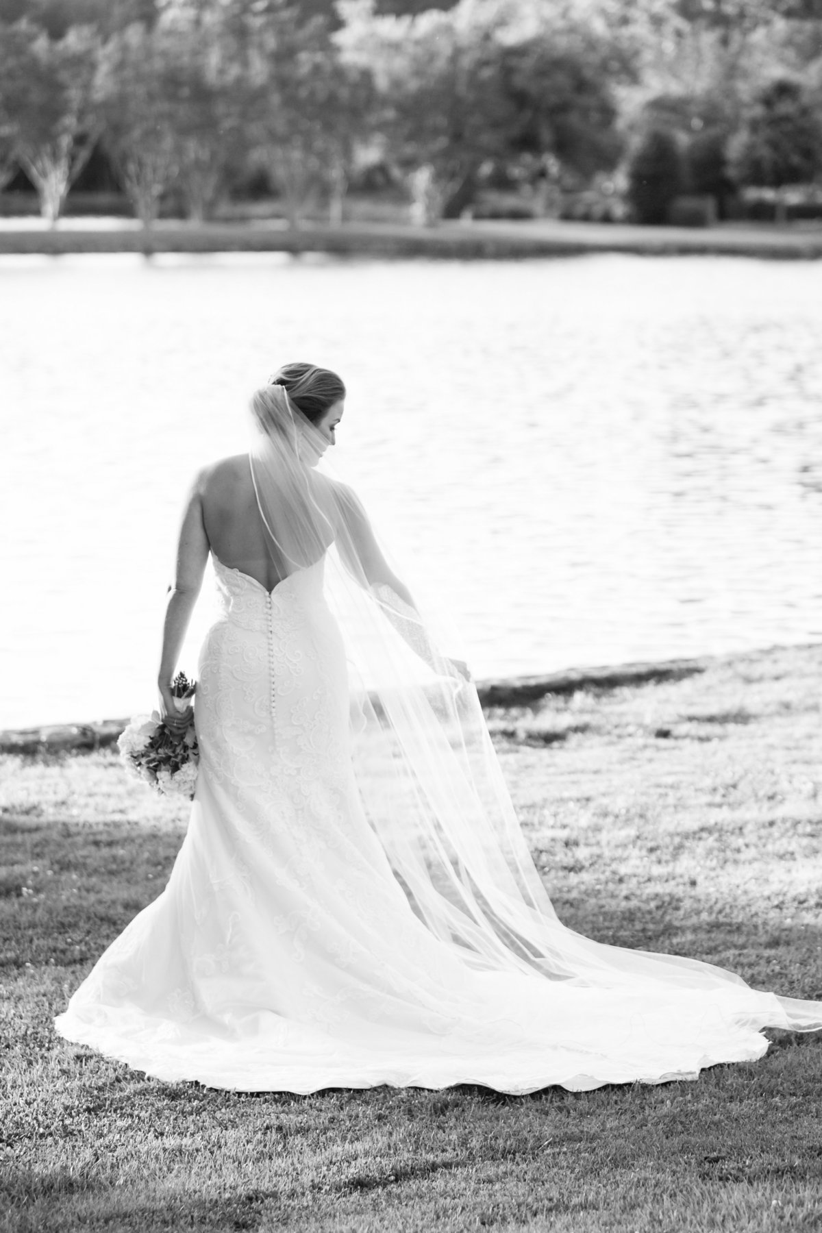 Greenville Bridal Portraits | Jenny Williams Photography 11