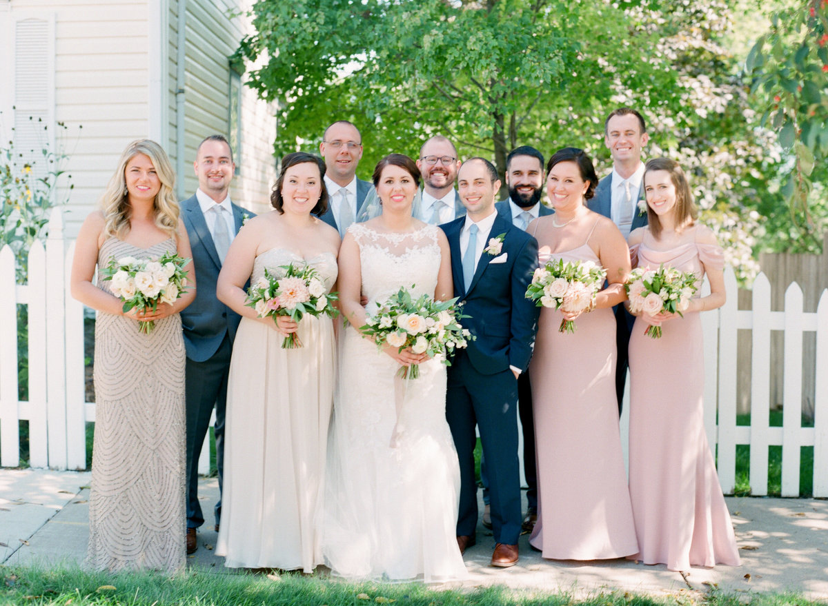 Stillwater Public Library Wedding