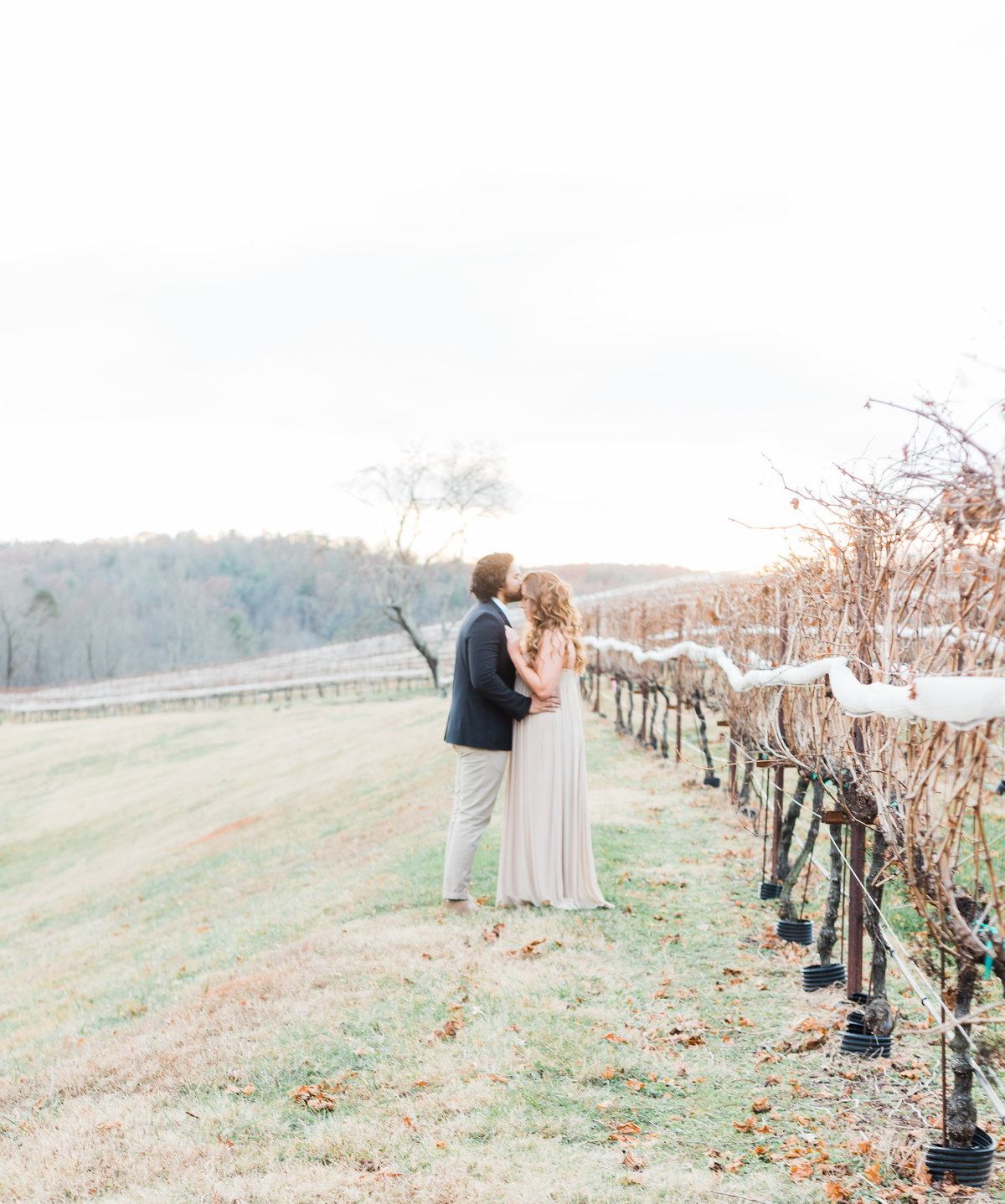 Motaluce Winery, Gainesville, GA Couple Engagement Anniversary Photography Session by Renee Jael-30
