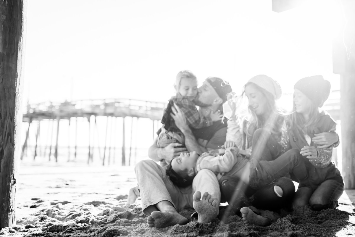 Whole Beach Family Session-0010