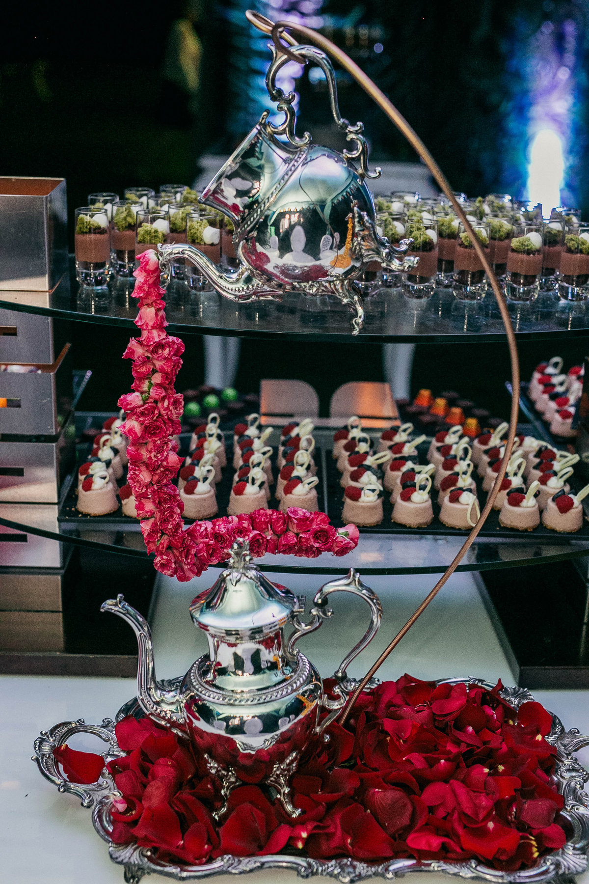 Teacup and Roses Alice in Wonderland Party