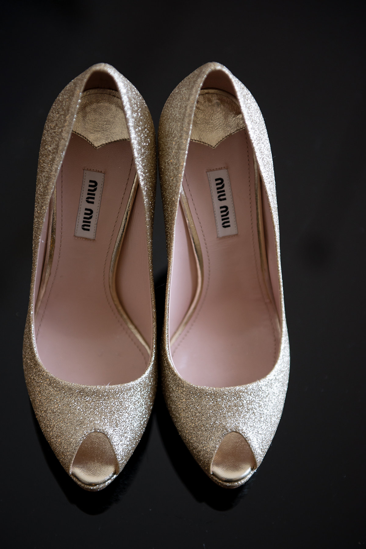 Miu Miu Bridal Shoes