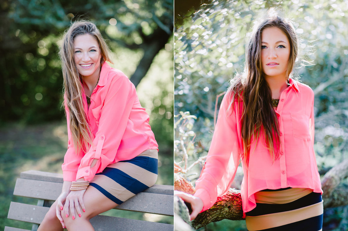 Senior Portraits - Wilmington NC - Senior Portrait Photography Services