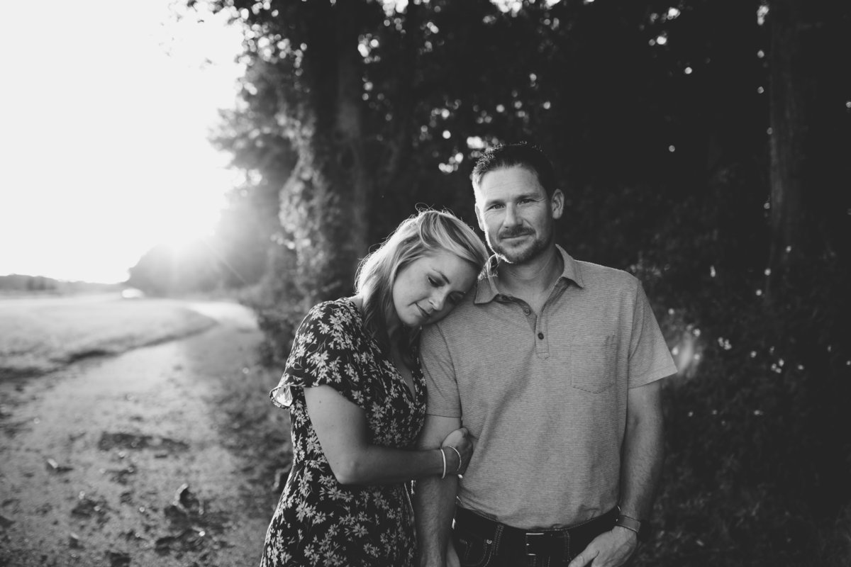 North Florida engagement photographer for simple couples who are madly in love.