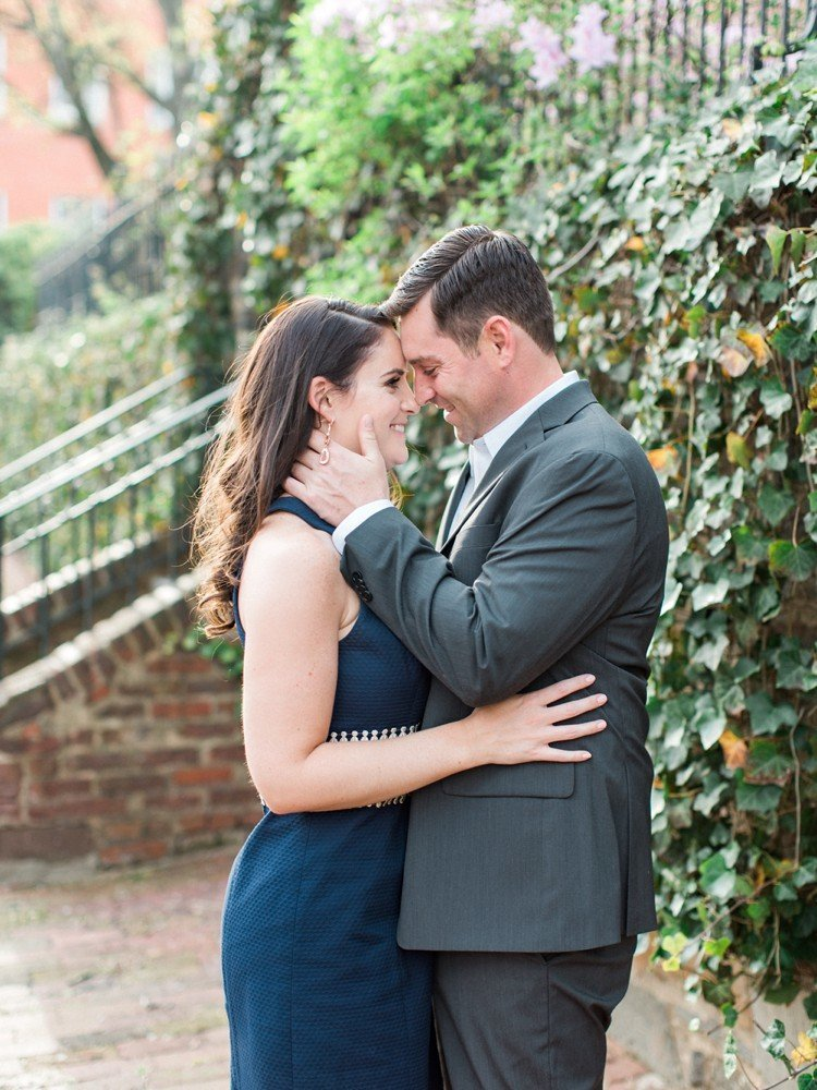 Rebekah Emily Photography Washington DC Photographer Georgetown Engagement Session_0011